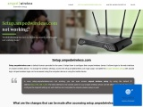 Easy steps for  login amped wireless router