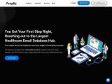 Healthcare Email Database USA | USA Healthcare Data