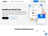 Healthcare Email Lists | Buy Healthcare Email Database | Healthcare Mailing Lists