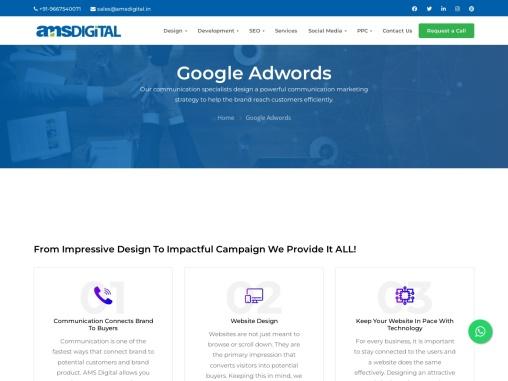 Google Ads Management Services in Delhi | Adwords Management Company