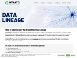 What is Data Lineage Top 5 Benefits of Data Lineage