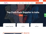 Top Cloth Pads Supplier In India