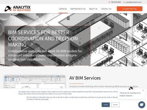 BIM Services, Outsource BIM Services