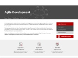 Application Development, Agile Application Development