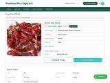 Dry Red Chilli Supplier in Tamilnadu
