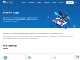 Custom Web and Mobile Application Development Company   Modern Applications