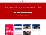Bhatbhate Motor – Mobile App Development