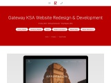 Gateway KSA Website Redesign & Development