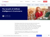 How Artificial Intelligence Is Driving eCommerce Industry