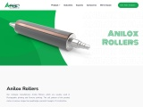 Anilox Roller Manufacturer In Ahmedabad – Gujarat – India.