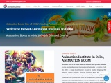 Want to Become an Animator? Animationboom.net is a leading animation institute in New Delhi. Join us