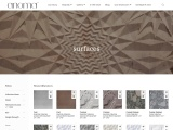 Dimensional Surfaces   Natural Stone 3D Wall Panels – Anoma Stone