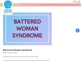 What Is Battered Woman Syndrome? Another light