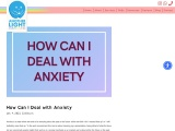 How Can I Deal with Anxiety: Therapy, Medications and Naturally | Another Light