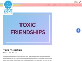 Toxic Friendship : Sign , Effect & How to Deal – Another Light