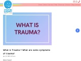 What Is Trauma ? What Are Some Symptoms of Trauma & Therapy?   Anotherlight