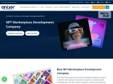 Which company can help me to create own NFT marketplace