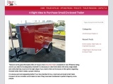 5 Authentic Reasons to Buy Enclosed Trailers