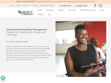 Diploma in International Hospitality Management – AOLCCS