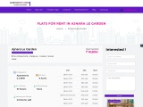 Affordable Apartment for rent in Ajnara Le Garden
