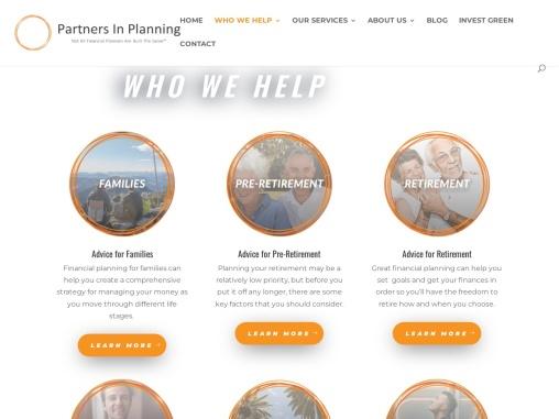 Certified Financial Advisors – aPartnerinplanning