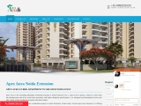 Apex Aura Greater Noida West Project
