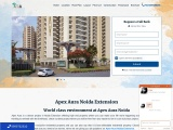 Apex Aura Noida Extension | Sector 1 Apex New Project