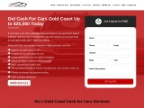 Get cash for cars in gold coast And Relax