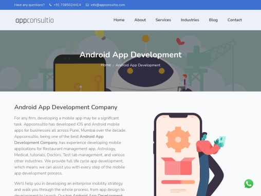 ios & android developers in pune