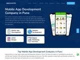 App Development Company in Pune
