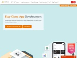 Increased user traction for your business is now a reality with Etsy clone app