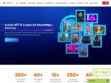 Dominate the art world by utilizing Crypto Art Creative Marketing services