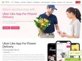 Grab The Best Uber For Flower Delivery App To Succeed Sooner