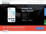 Bike Taxi App Development Company