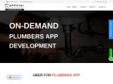 Plumber App Development For India