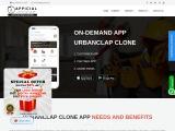 UrbanClap Clone App Development