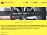 Car Repair Glen Waverley – Apple Auto Care