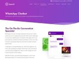 WhatsApp Messenger Chatbots from AppsAI
