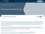 Drilling Deeper into PeopleSoft Pages
