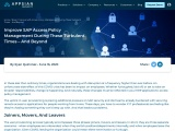 Improve SAP Access Policy Management During These Turbulent Times – and Beyond
