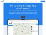 On Demand Grocery App Development- Instacart Clone