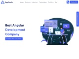 Angular Development Company in Canada