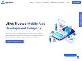 Leading Mobile App development agency in USA
