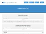 File Brokers BOC 3 Form Online