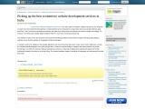 Best Ecommerce Website Development Services in India