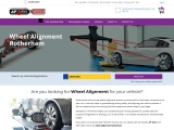 Get the Best Work for Wheel Alignment Rotherham