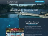 Swimming Pool Cleaning Services In Your Budget – Aquatec Pool Service