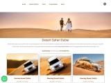 Best Desert Safari in Dubai – Things to do in Dubai