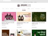 Argan Oil Shampoo | Organic & Natural Hair Care Products | Arganicare India