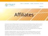 Solar Panels Affiliate Program